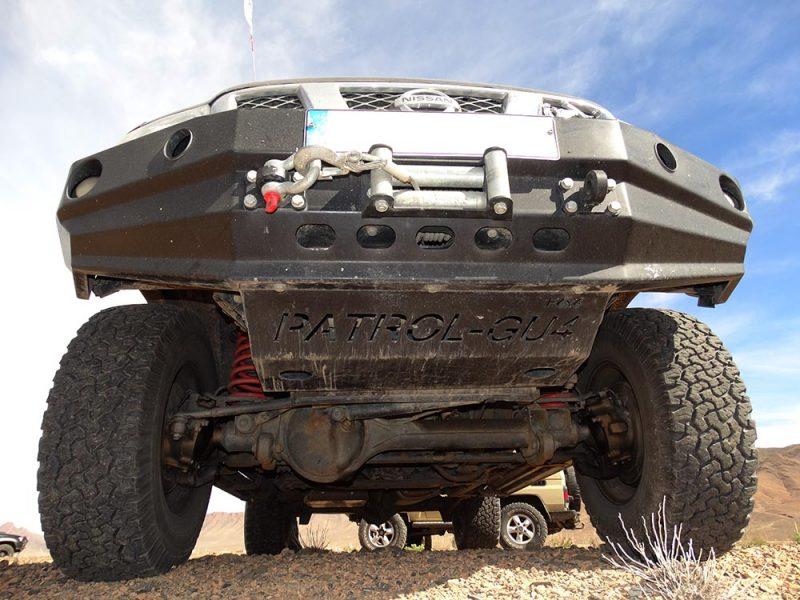 Zabudowa Szufladowa Nissan Patrol Y61 Gu4 Podroze4x4 Pl